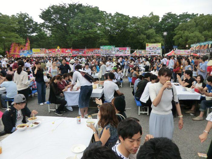 ベトナムフェスティバル(代々木公園)