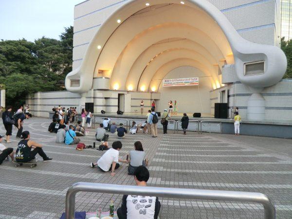 ワールドグルメ&ミュージックフェスタ(代々木公園)