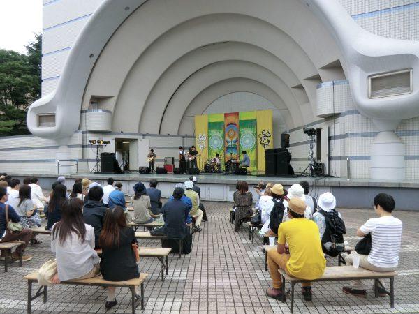 アースガーデン夏2017(代々木公園)