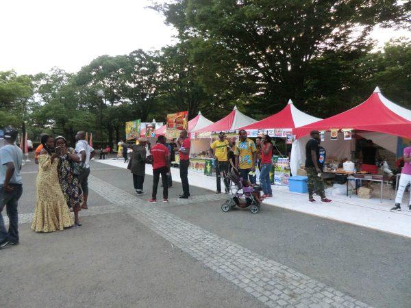 アフリカフェスティバル 代々木