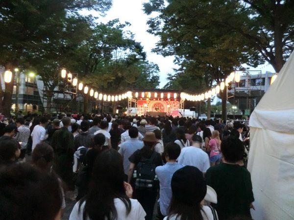 しぶやの夏祭りin代々木公園