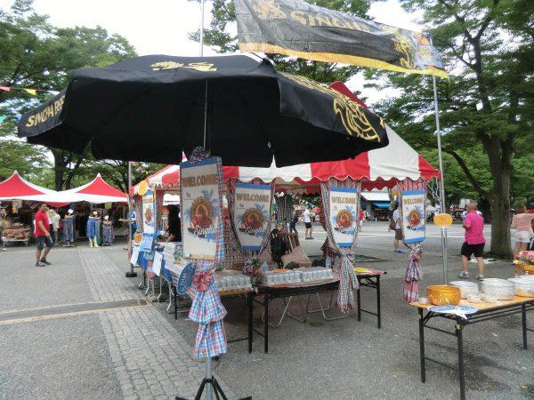 ソンクランフェスティバル 代々木公園