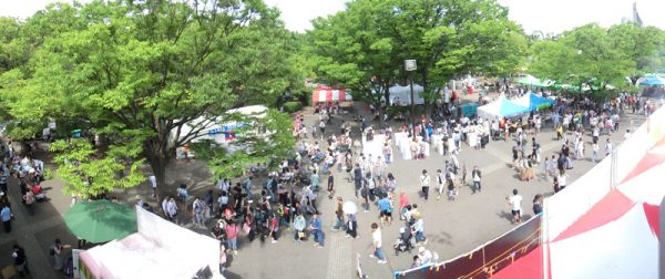 ラオスフェスティバル 代々木公園