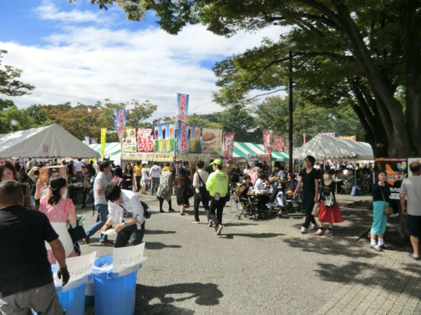 北海道フェア 代々木公園