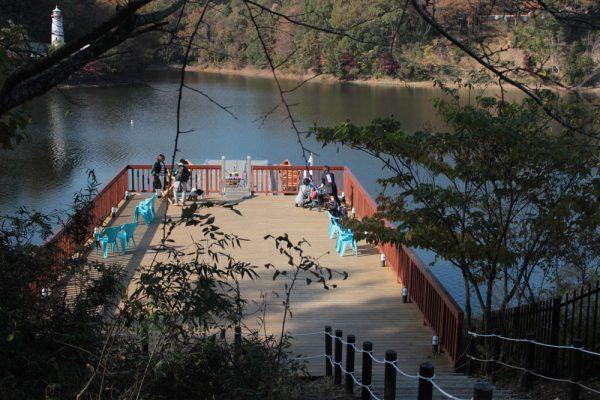 メッツァビレッジ(飯能・宮沢湖)